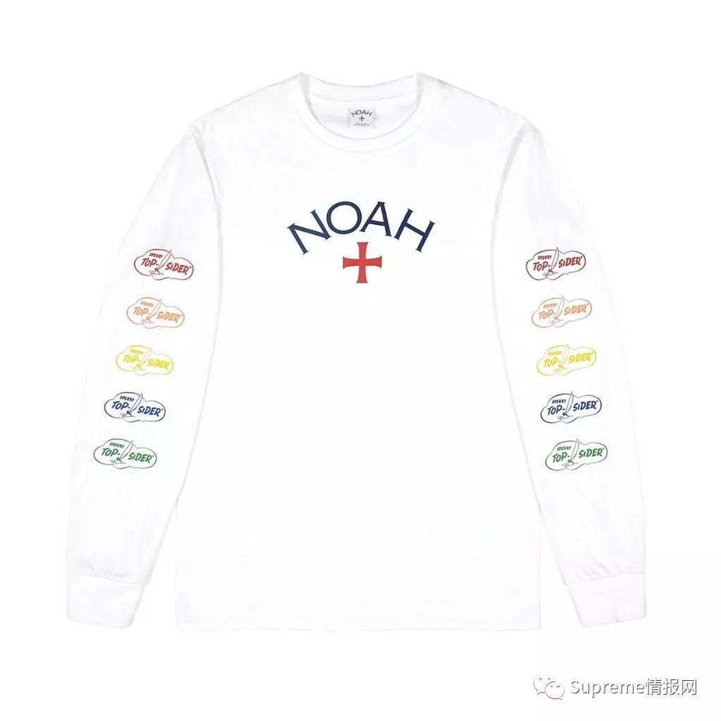 【发售预警】Noah x Sperry 联名系列官方公布,现已正式发售!