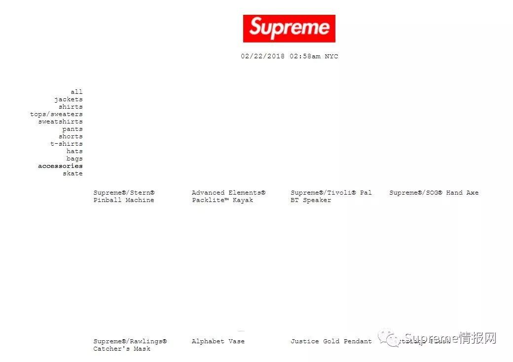Supreme隐藏款现身,最快14秒售罄,第15周联名有多抢手!?