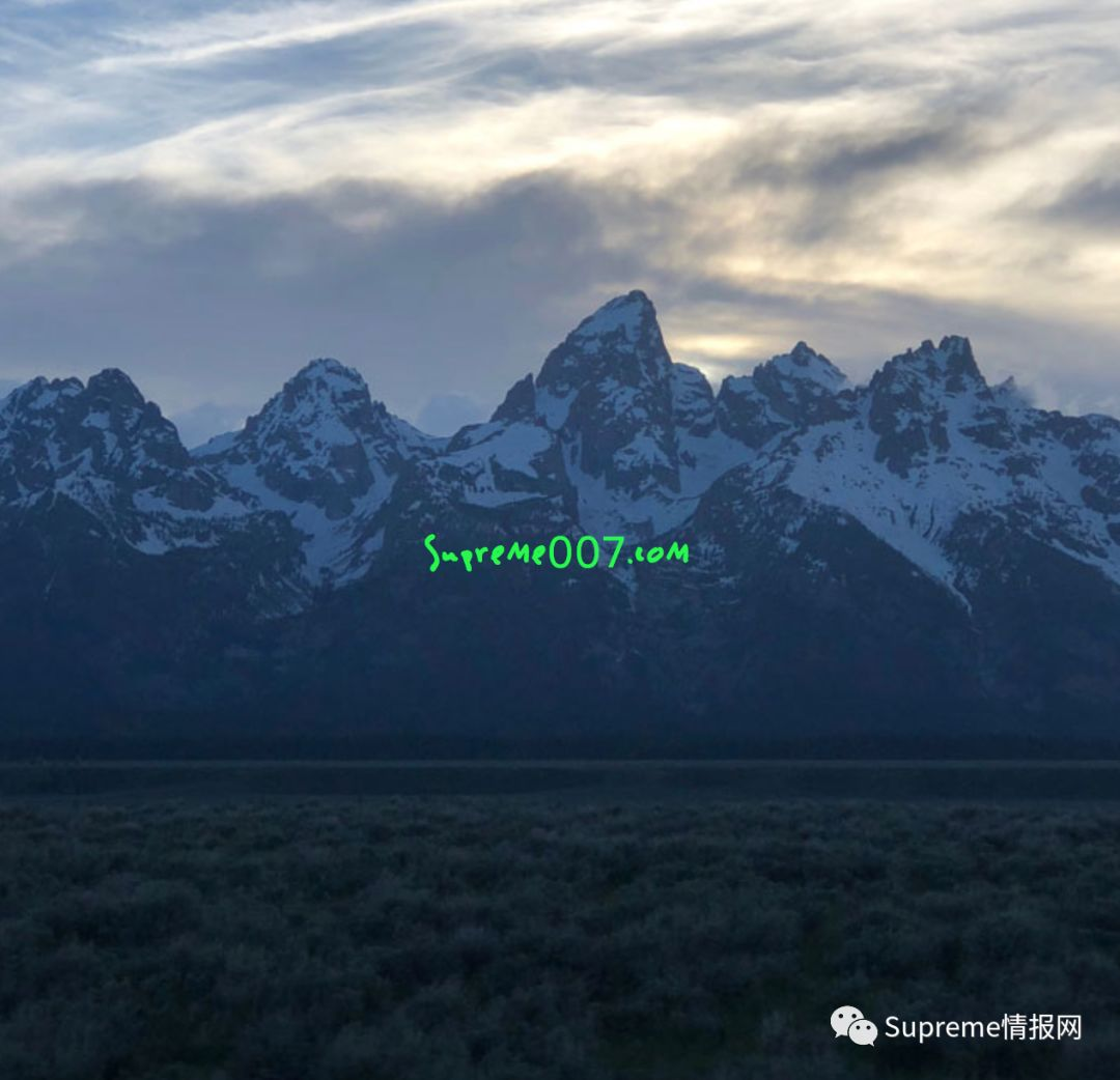 【发售预警】Kanye全新专辑非Yeezy系列服饰,限量发售中!