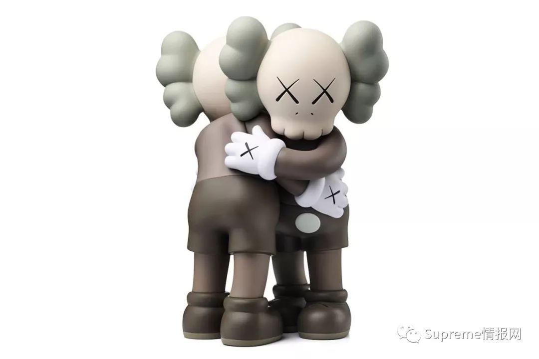 【发售预警】Kaws 全新玩偶系列官方公布,今晚官网正式发售!