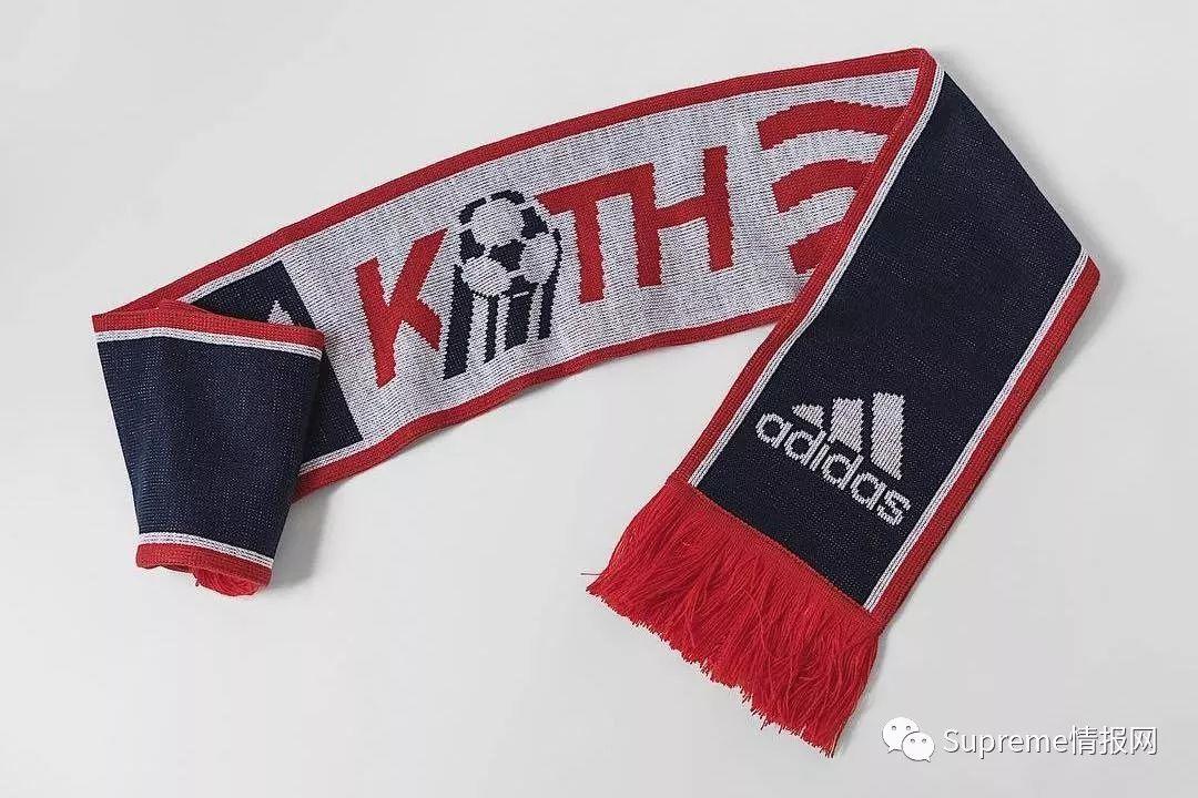 【发售预警】Kith x 阿迪达斯联名全系列公布,本周正式发售!