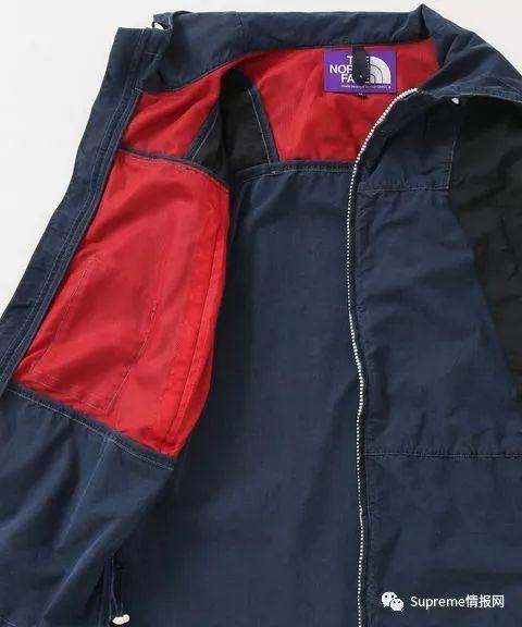 【发售预警】The North Face 紫标新联名公布,附抢购信息!