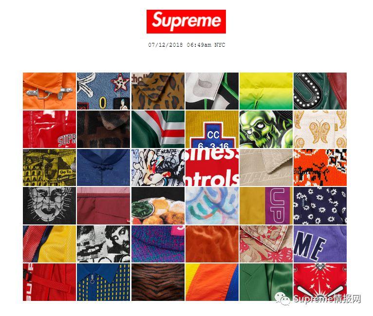 14大Supreme联名现身,请开始你的Pick!