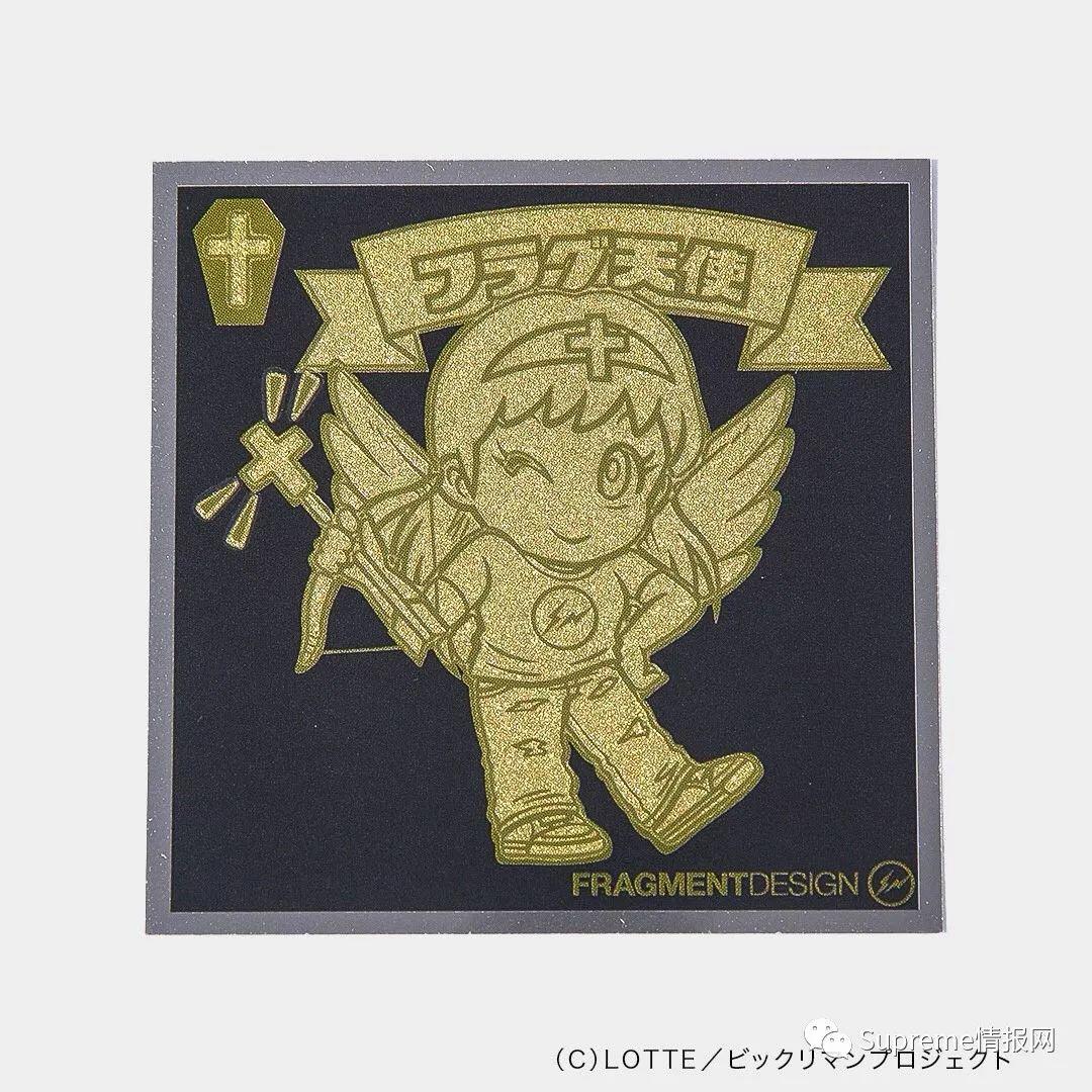【发售预警】藤原浩Fragment、WTAPS新合作系列,明日发售!