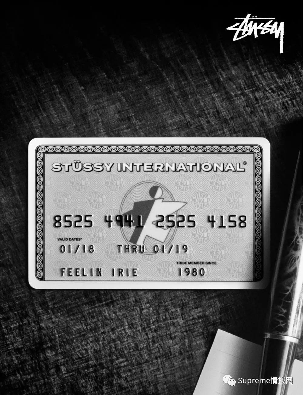 【发售预警】美国Stussy 2018年秋冬型录公布,下周正式发售!