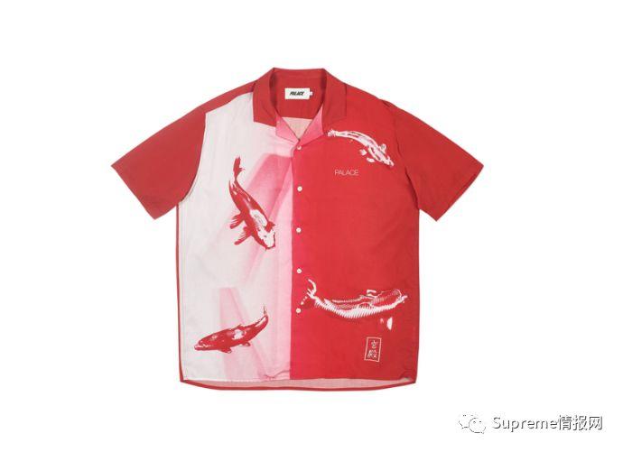 【重磅】Palace锦鲤衬衫本周发售,第4周单品清单/抢购攻略!