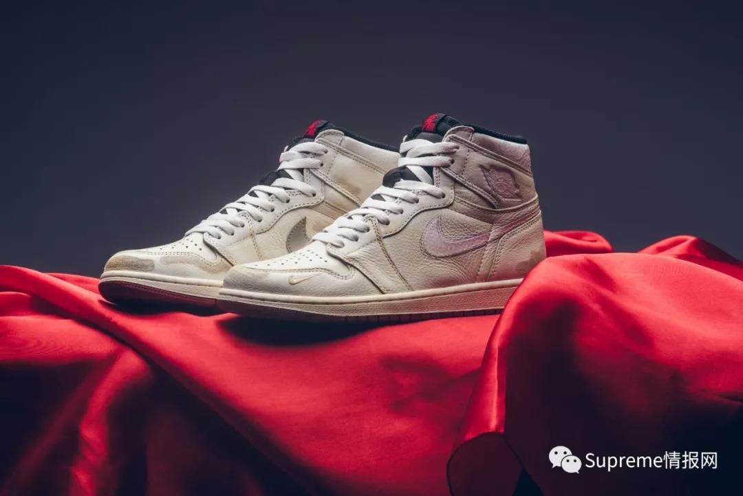【预警】Air Jordan 1 x NS 联名明日全球发售,抽签抢购信息!