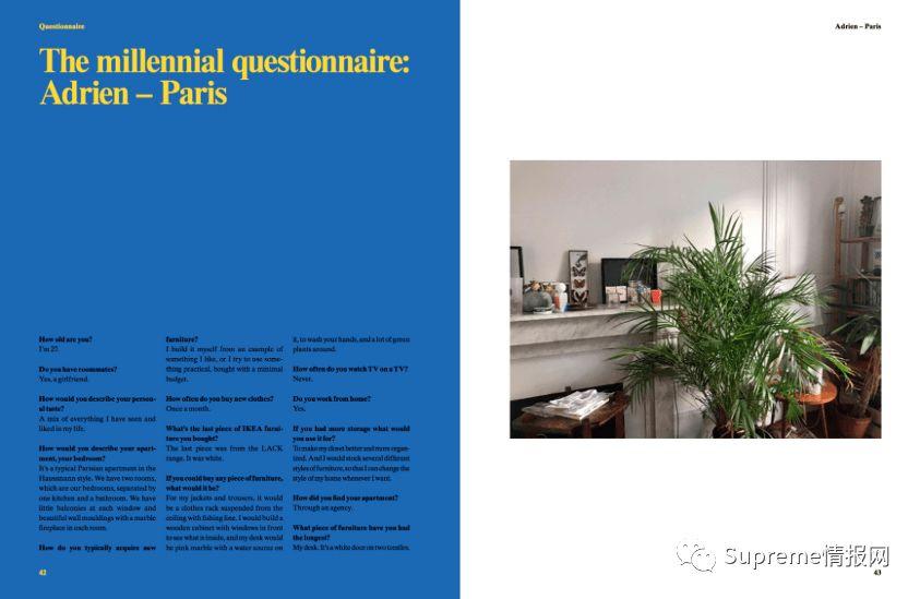 【重磅】Off-White x 宜家IKEA 联名本月登陆巴黎,附官方信息!