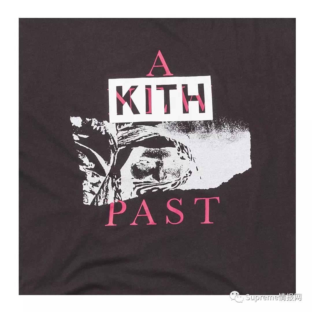 【预警】Kith Monday系列Box Logo实物曝光,今晚正式发售!