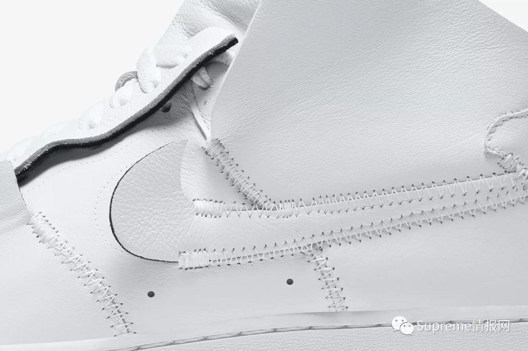 【预警】耐克Air Force 1 x PSNY 联名中国Snkrs上架,明天发售!