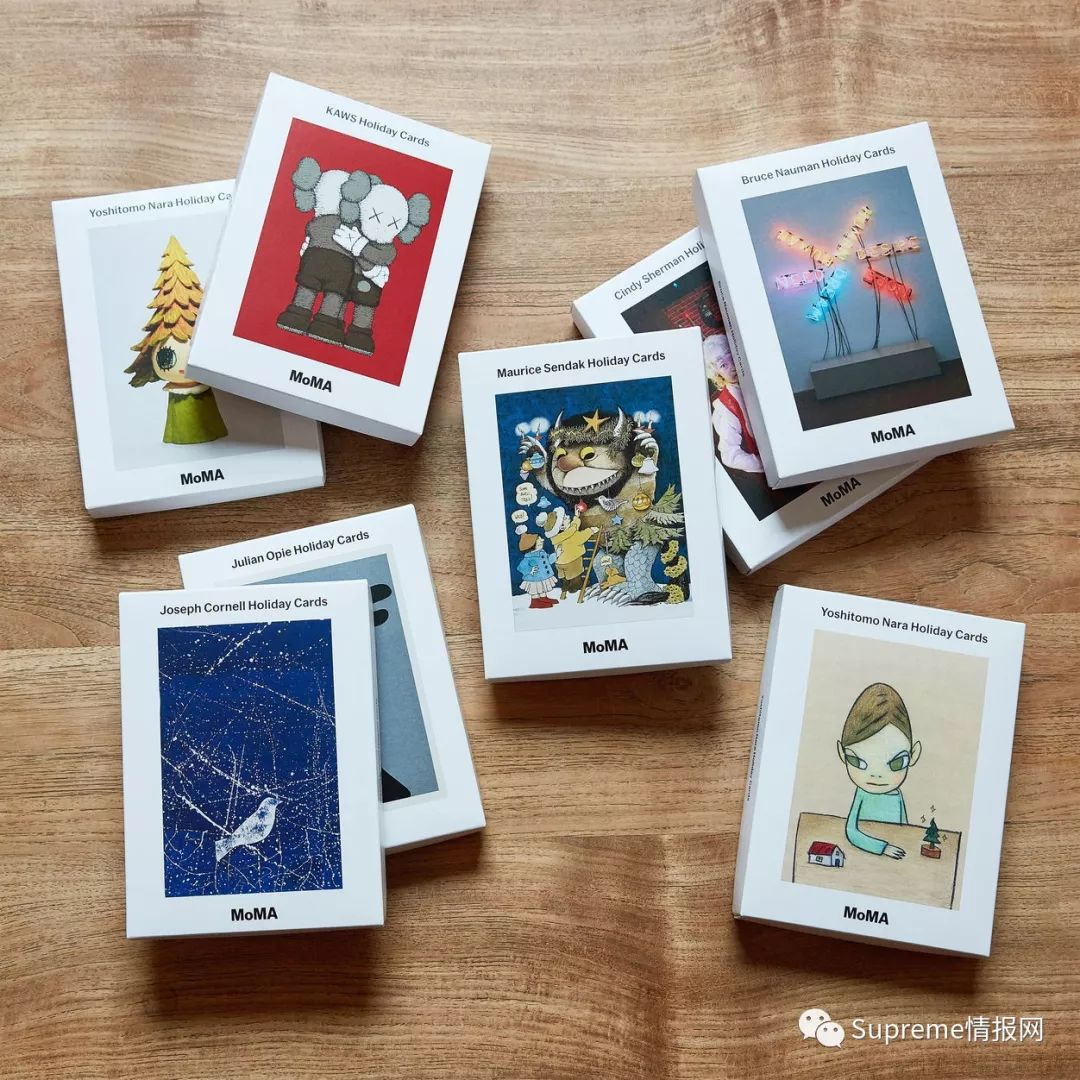 【预警】Kaws x 美国MoMA联名典藏系列公布,开启限量发售!