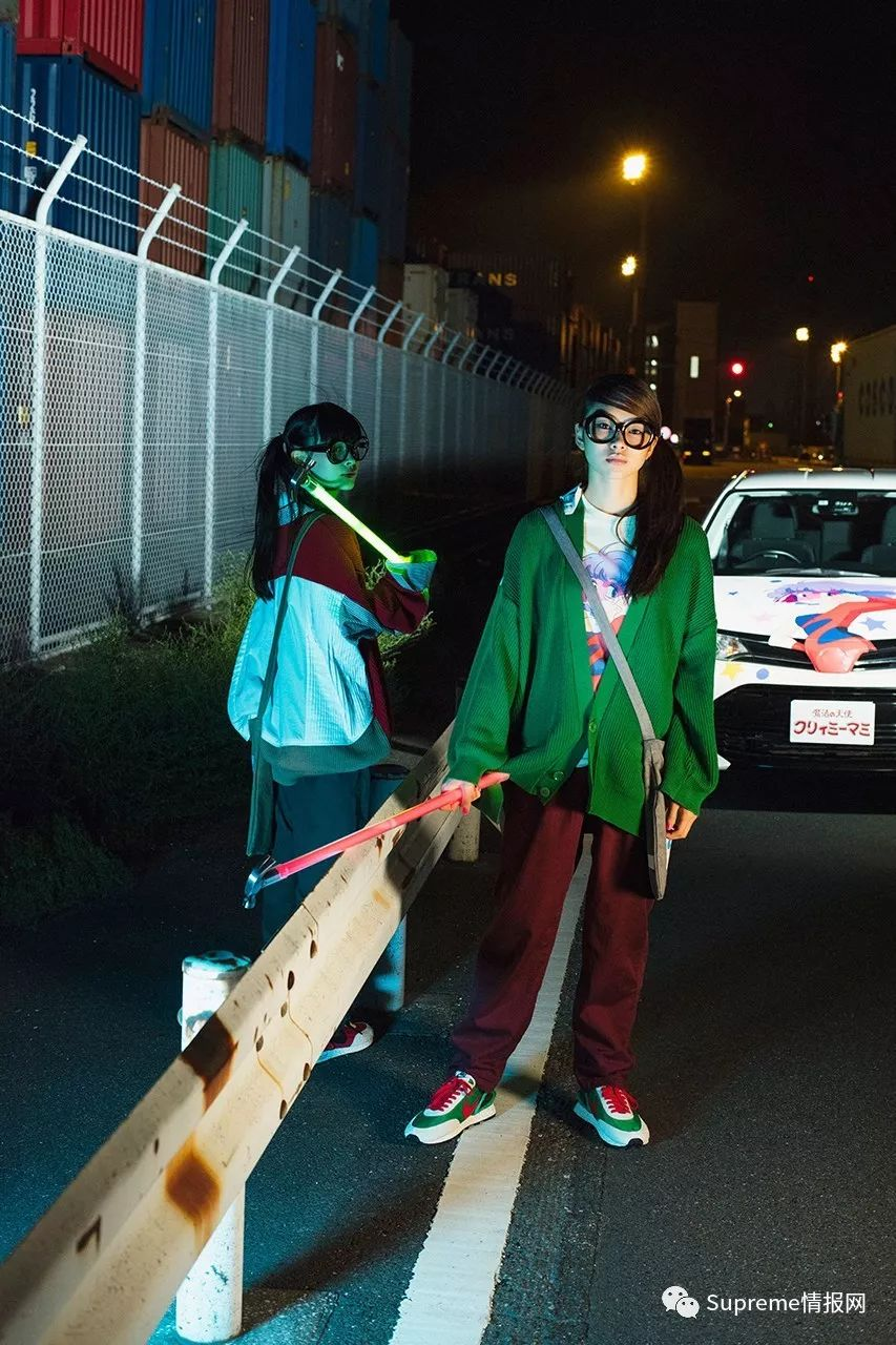 【预警】Undercover 2019年春夏系列型录公布,附高清无码图!
