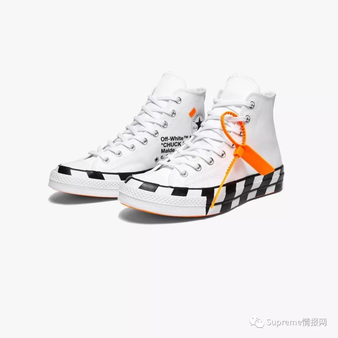 重磅:Off-White x 匡威2代联名明日全球发售,29店抢购信息!