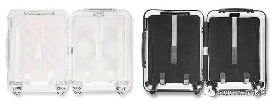 【重磅】Off-White x Rimowa联名行李箱降临,抽签发售公布!