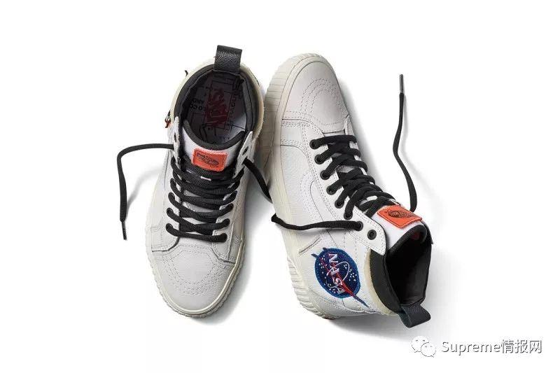 预警:Vans x 美国航天局NASA联名本周将发售,附抢购地址!