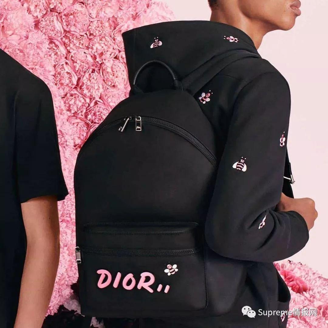 【预警】KAWS x 迪奥Dior联名系列本周发售,附官网抢购信息!