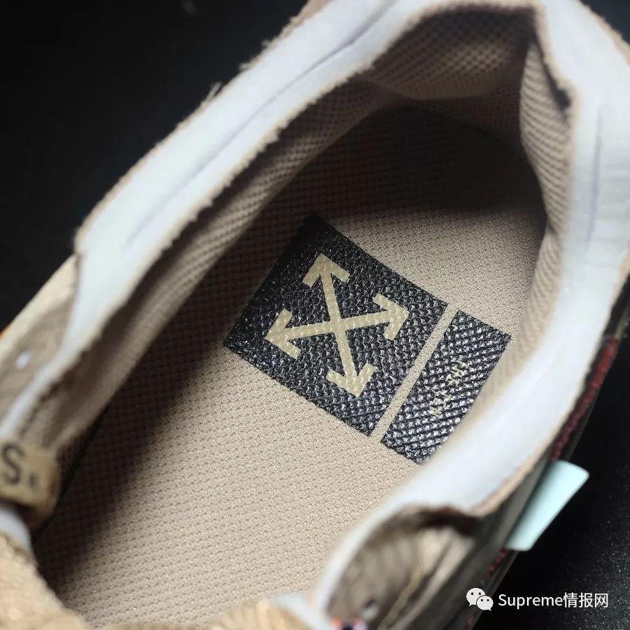 Off-White x Air Max 90 黑/棕双配色曝光,发售日期正式确认!