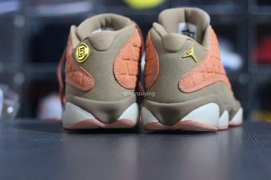 陈冠希亲自上脚Clot x Air Jordan 联名,疑中国地区将提前发售!