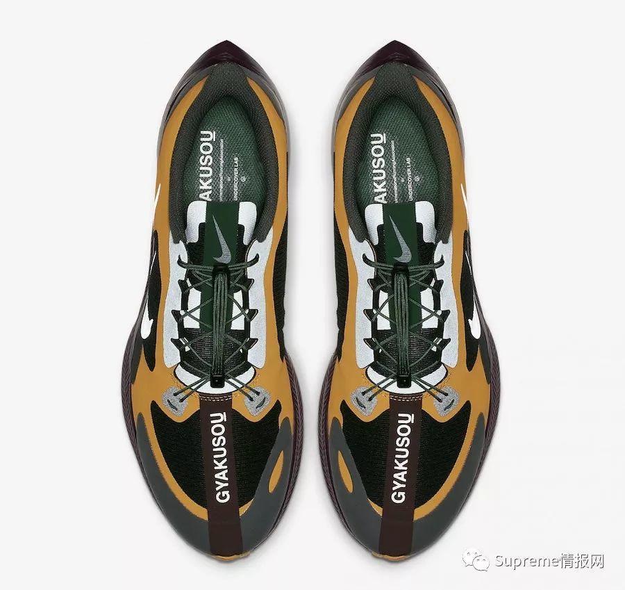 鞋狗:高桥盾Undercover x 耐克新联名鞋曝光,即将正式发售!