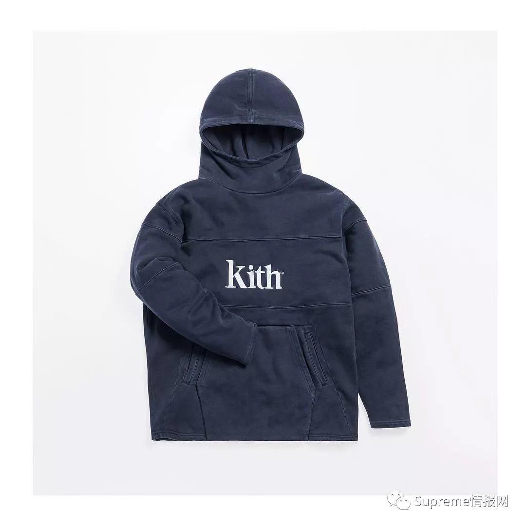预警:Kith Monday全新卫衣系列明日将限量发售,附抢购信息!