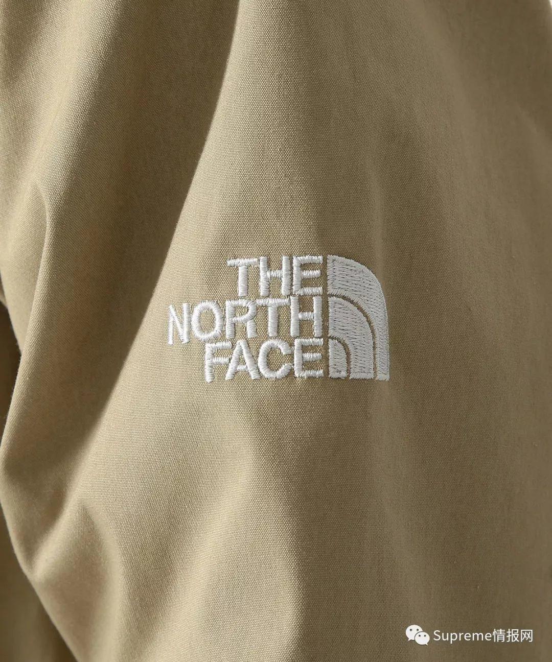 预警:The North Face 紫标全新秋冬联名公布,现已正式发售!