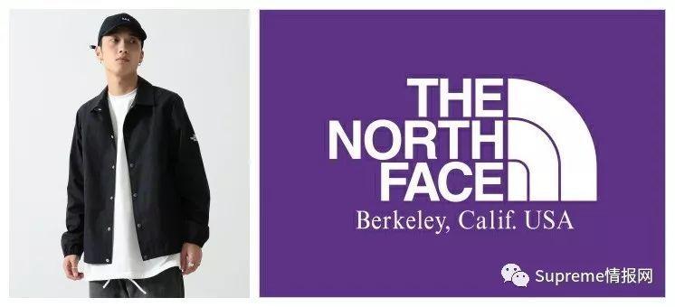 预警:The North Face 紫标全新春夏联名公布,现已正式发售!