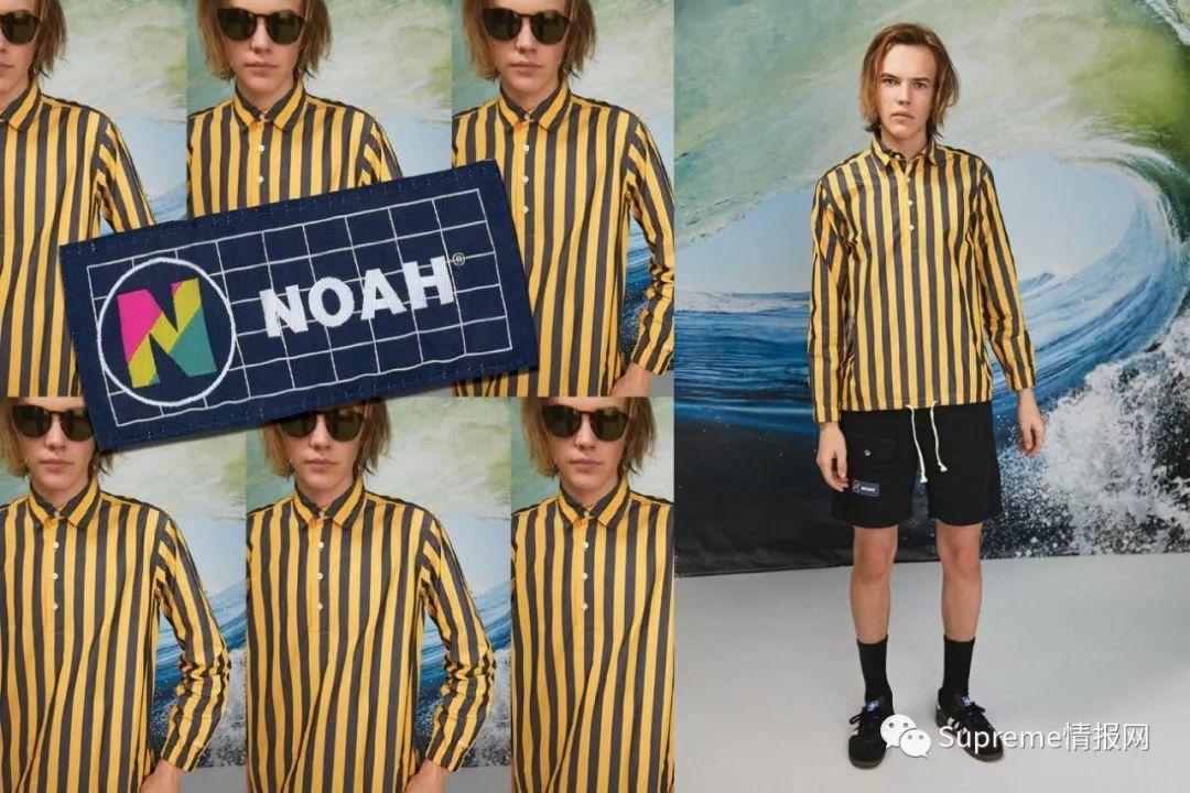 预警:Noah 2019年春夏型录官方公布发售,附全球抢购指南!