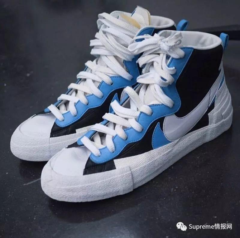 耐克Nike x Sacai联名提前上脚曝光,售价/发售日期正式确认!