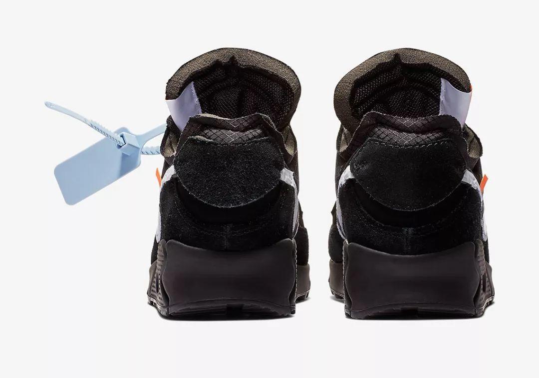 重磅:Off-White x 耐克联名Air Max 90中国本周发售,附7店抽签信息!(快登记呀!)