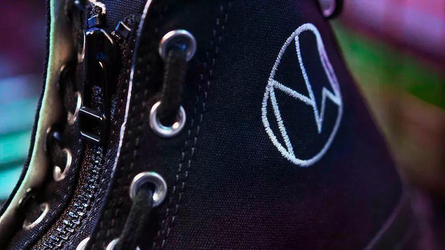 预警:匡威 x Undercover高桥盾联名系列公布,本周正式发售!