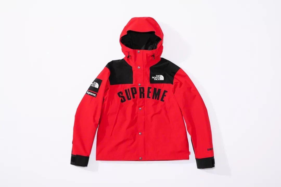 超重磅:Supreme x The North Face 联名官方公布,本周发售!