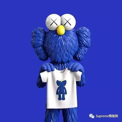 重磅:Kaws x 优衣库联名2019年新系列官方公布,传下月发售!