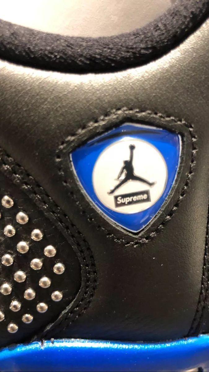 预警:Supreme x Air Jordan 14联名全新配色曝光,疑将发售!