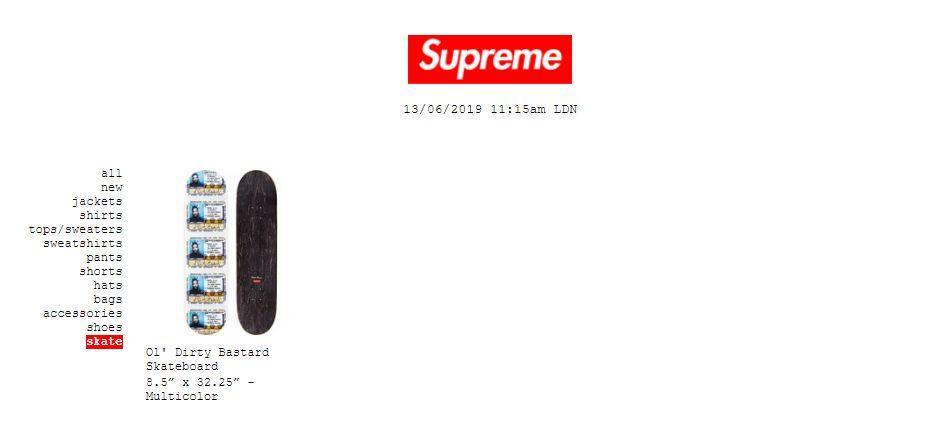 冲:最快10秒售罄,Supreme第16周最难抢的不是Jordan联名!