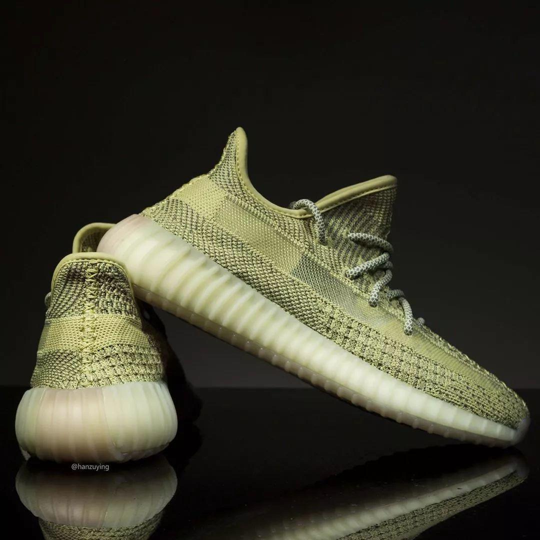 Champs Sports Yeezy Boost 350 V2 Citrin