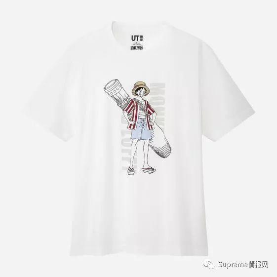 预警:优衣库 x 《海贼王》纪念联名系列公布,本月限量发售!