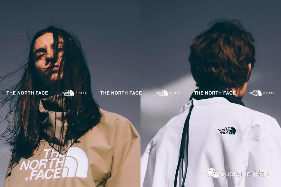 预警:The North Face x HYKE新联名系列曝光,下月正式发售!