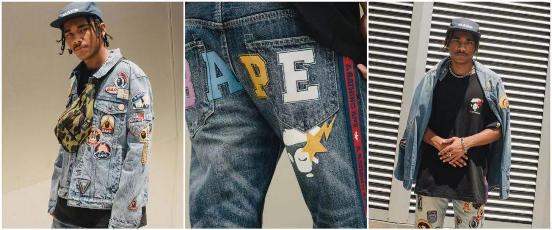 冲:Bape2019年秋冬开季第3周正式释放,限量发售清单曝光!