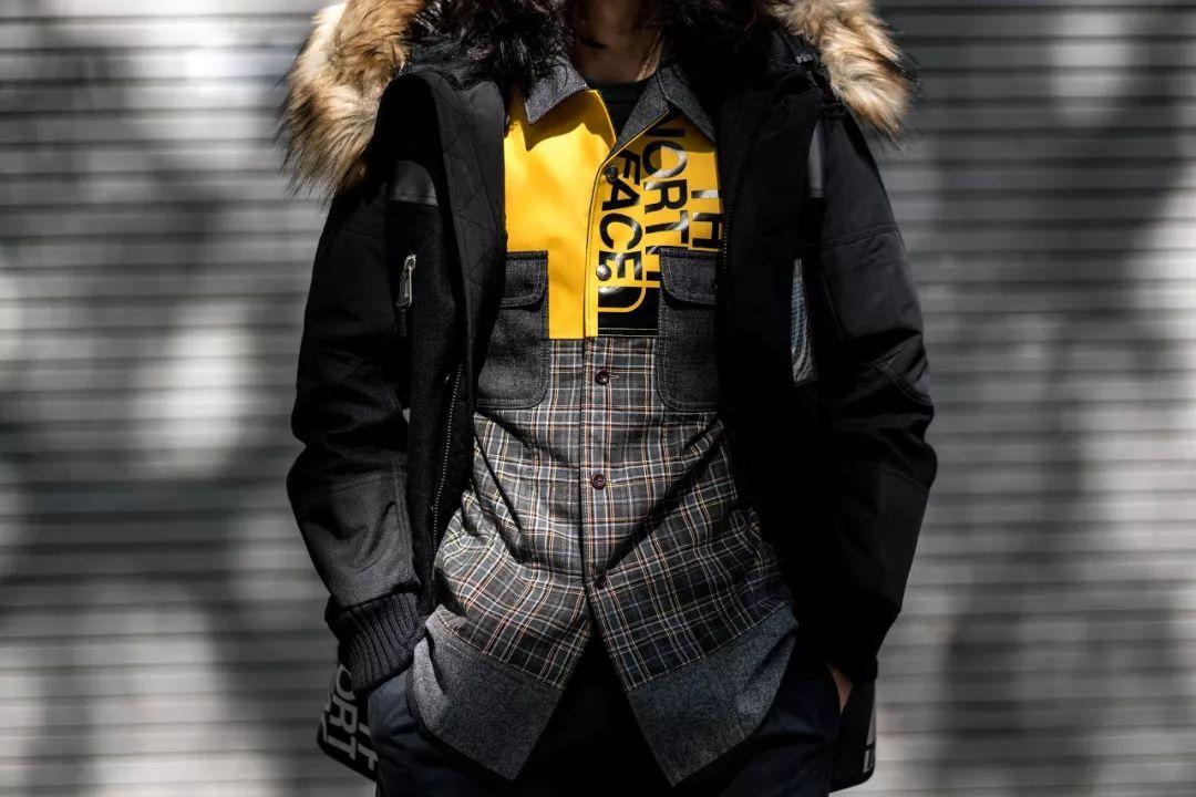 川久保玲 x The North Face新联名系列公布,本周将正式发售!