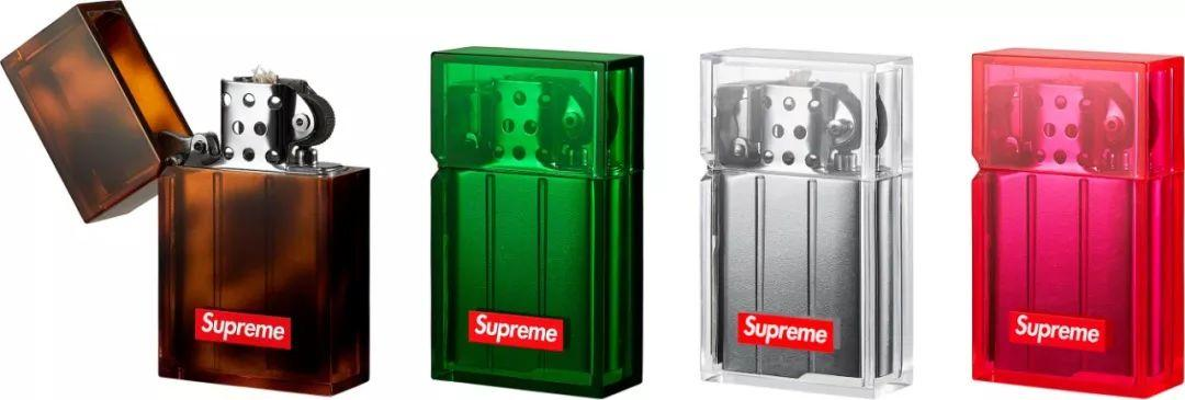 预警:Supreme超80款单品明日限量发售,第1周清单曝光!!