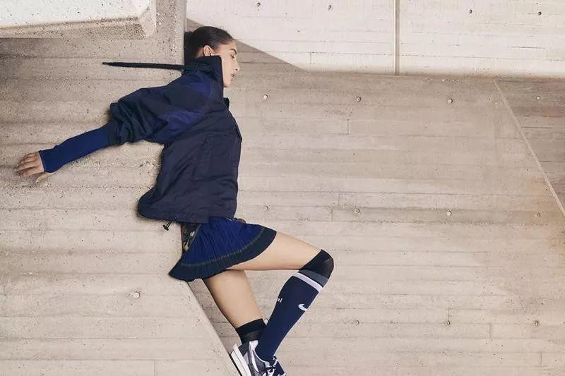 冲:耐克 x sacai联名5款新配色+11款服饰齐发!9店限量发售!