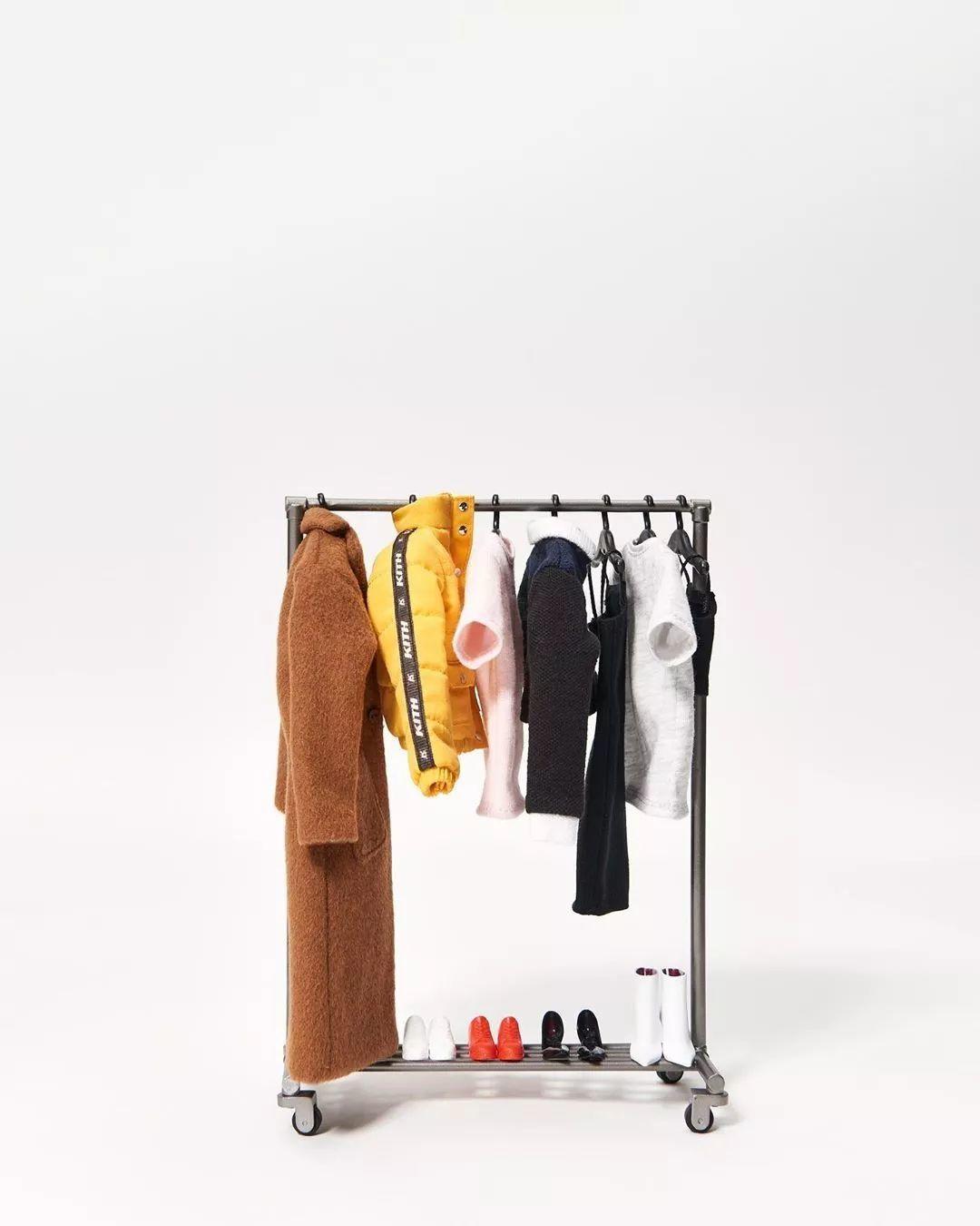 预警:Kith x 《芭比娃娃》联名系列曝光,上百款任意搭配!