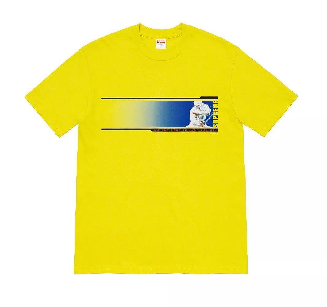 重磅:Supreme秋季限定T恤全系列公布,第7周发售清单曝光!