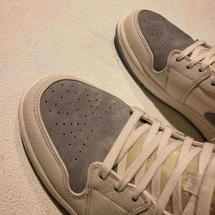 Air Jordan 1 x SNS联名20周年纪念款曝光,即将开限量发售!