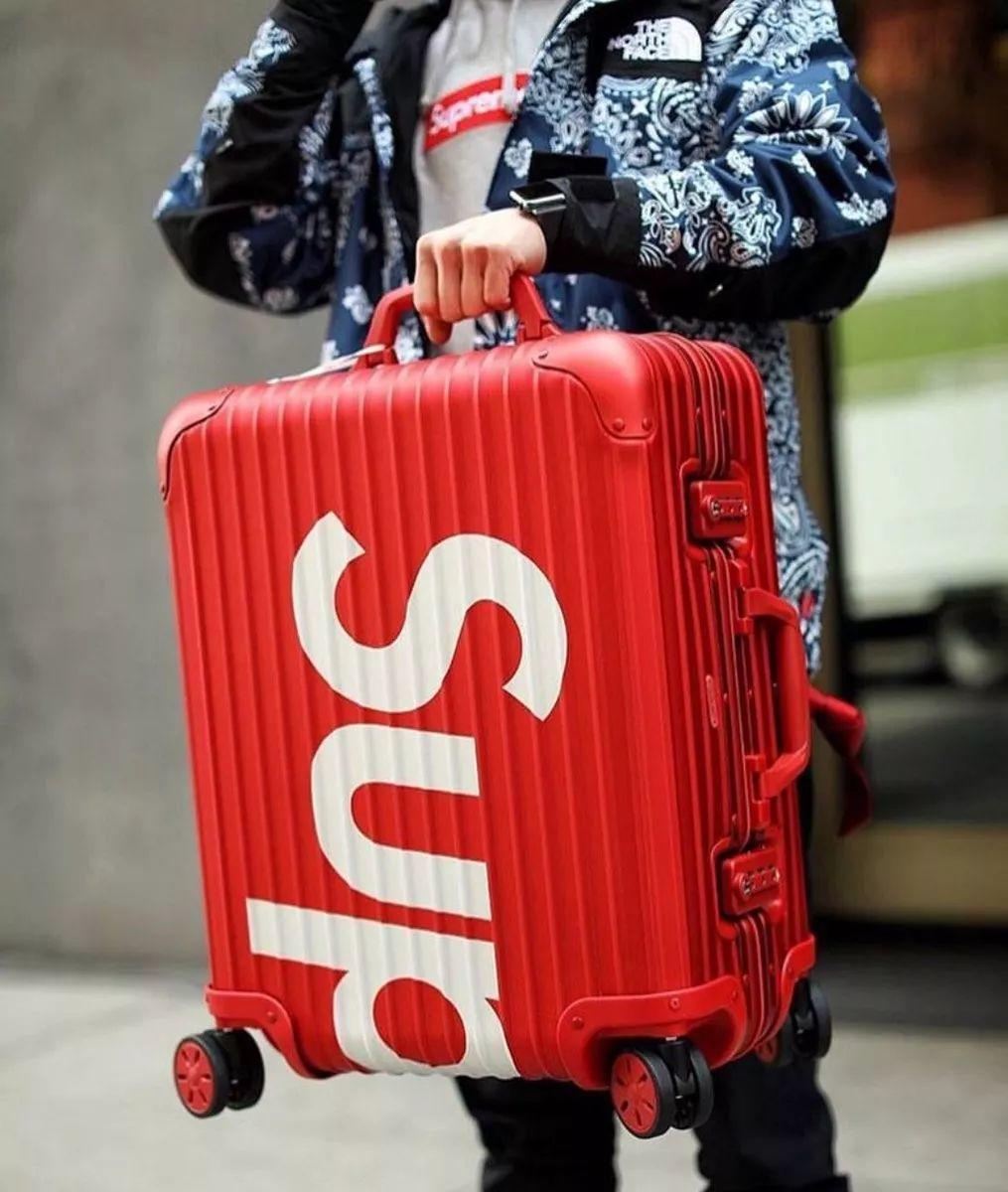 隐藏款曝光:最快18秒售罄,Supreme联名行李箱抢到了?(攻略)
