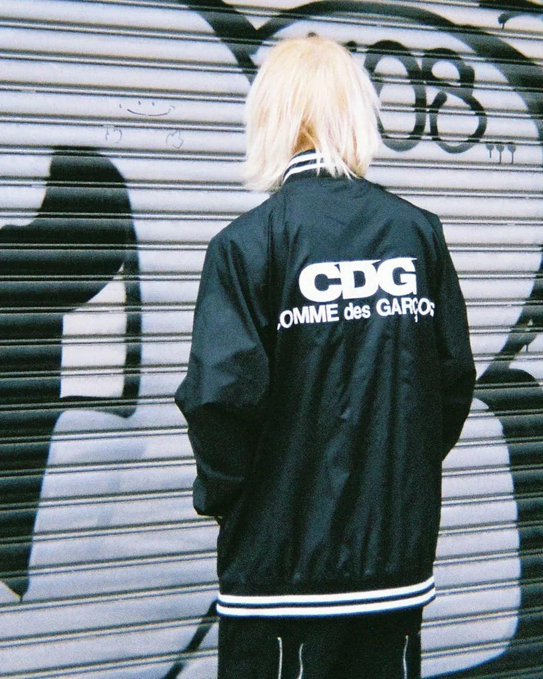 预警:川久保玲CDG x BGS三方联名超限量曝光,明日将发售!
