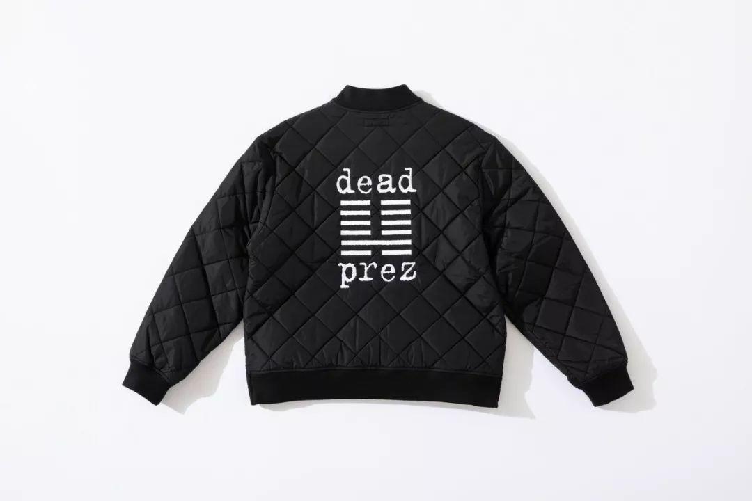 Supreme新嘻哈联名Dead Prez新系列曝光,本周将限量发售!