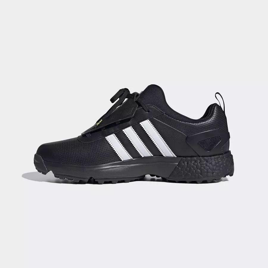 预警:PALACE x 阿迪达斯联名新鞋款曝光,确认将正式发售!
