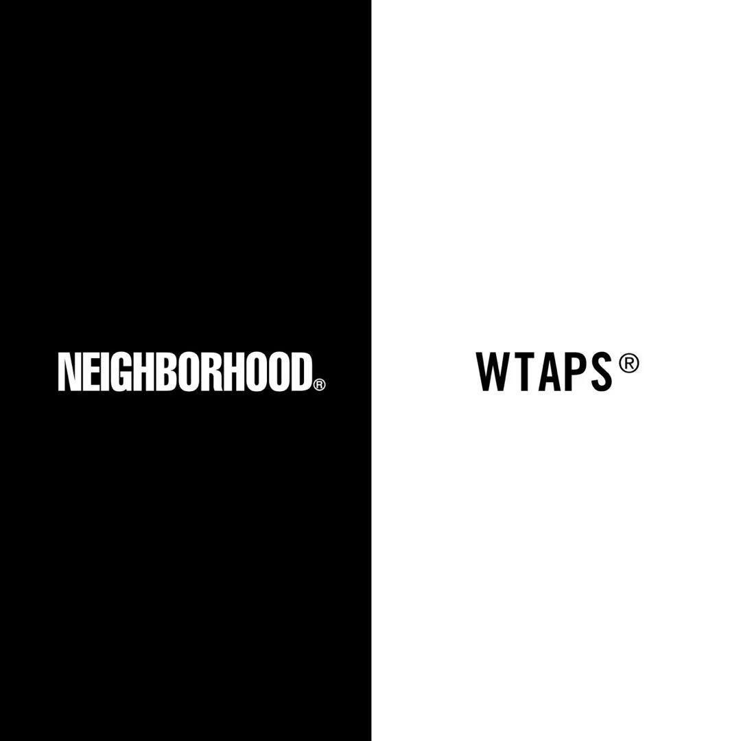 WTAPS x NBHD联名25周年系列明日限量发售/13店抢购攻略!