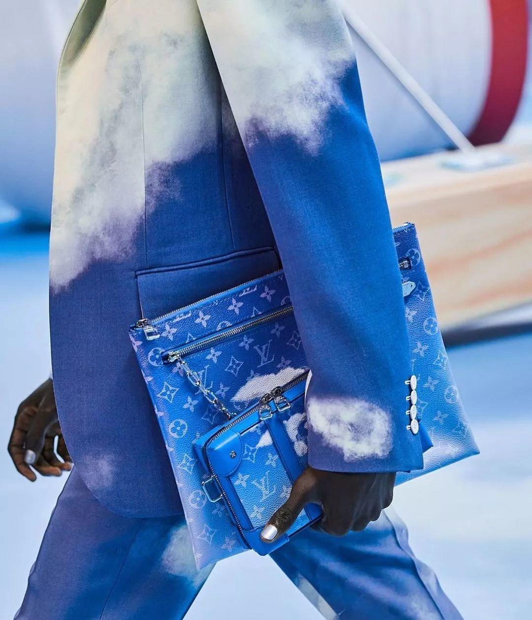 骚气:LV路易威登2020年秋冬单品曝光中,下季将正式发售!